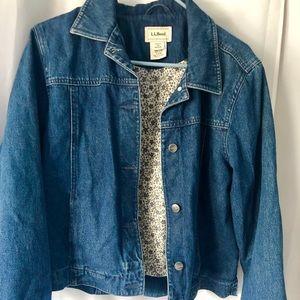 L.L.Bean Denim Jacket